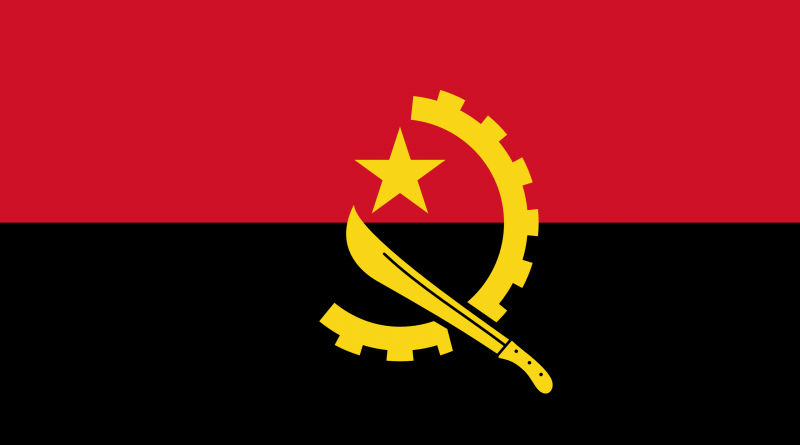 Angola-Bayrağı