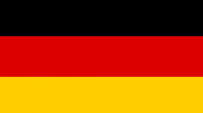 Almanya Bayrağı | Ülkeler ve Bayraklar