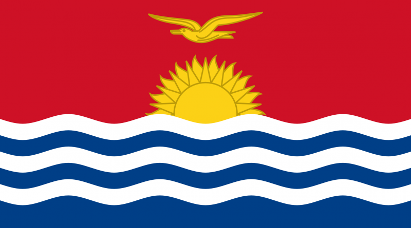 Kiribati Bayrağı