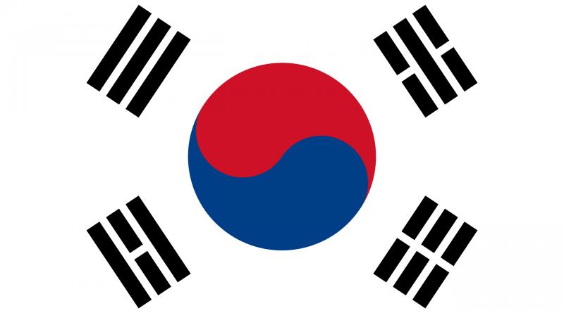 Güney Kore Bayrağı