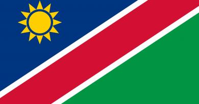 Namibya Bayrağı