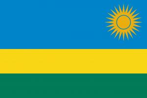 Ruanda Bayrağı