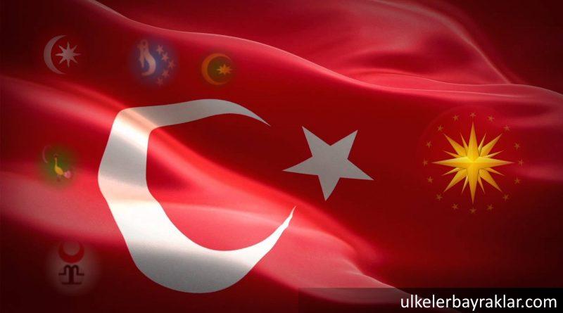 Turk Bayragi Png Ulkeler Ve Bayraklar