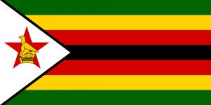 Zimbabve  Bayrağı