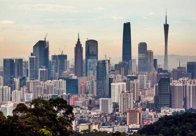 Guangzhou Şehri (Çin)