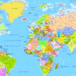 Dünyanın En Kalabalık 50 Ülkesi