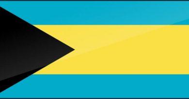 Bahama Adaları Bayrağı