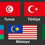 Bayrağında Ay Olan Ülkeler