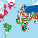 Bayrağında Siyah Renk Bulunan Ülkeler