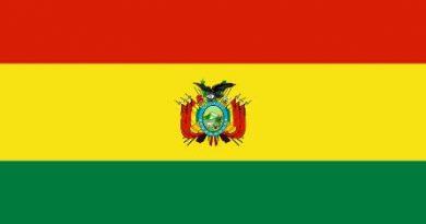 Bolivya Bayrağı