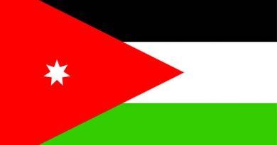 Ürdün Bayrağı
