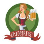 Oktoberfest Almanya ( Ekim Festivali )