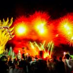 Naga Ateş Topu Festivali - Naga Fireballs Festival