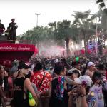 Songkran Festivali - Tayland Yeni Yıl Su Festivali